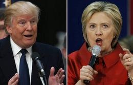 Hai ứng cử viên Tổng thống Mỹ vận động tranh cử tới phút chót
