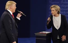 Khoảnh khắc hài hước đáng nhớ trong cuộc cạnh tranh của 2 ứng viên Tổng thống Mỹ
