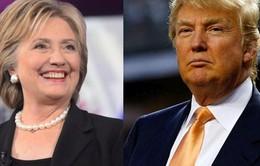 """Nước Mỹ """"nín thở"""" chờ kết quả bầu cử Tổng thống Mỹ 2016"""