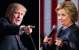 """Nước Mỹ nín thở chờ cuộc """"đấu khẩu"""" đầu tiên giữa Clinton-Trump"""