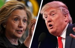 """Cuộc tranh luận giữa ông Trump và bà Clinton - """"Mỏ vàng"""" quảng cáo"""