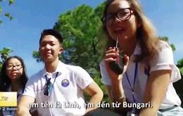 Những hình ảnh thú vị về Trại hè thanh niên Việt Nam 2016