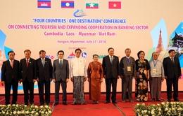 Nhóm CLMV thỏa thuận hợp tác ngân hàng, du lịch