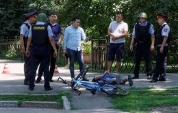 Vụ tấn công ở Kazakhstan: 3 cảnh sát và 1 dân thường thiệt mạng
