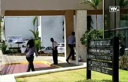 Cảnh sát lục soát trụ sở chính của Mossack Fonseca