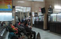 """""""Cò vé"""" tàu Tết không còn cơ hội lộng hành tại ga Hà Nội"""