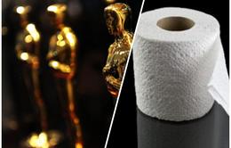 Chủ nhân đề cử Oscar 2016 được tặng giấy toilet có giá trên trời