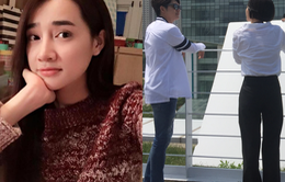 Phim Tuổi thanh xuân 2: Trước Nhã Phương, Kang Tae Oh đã quay cùng với một nữ diễn viên khác
