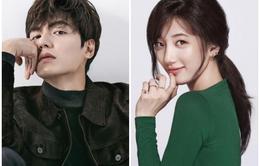 Lee Min Ho, Suzy đọ độ quyến rũ với loạt ảnh mới