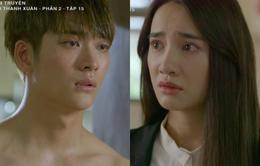 Tuổi thanh xuân 2 - Tập 15: Vô tình cùng về Hàn Quốc, Linh (Nhã Phương) và Junsu (Kang Tae Oh) gặp lại nhau nơi tình yêu bắt đầu