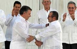 FARC sẵn sàng sửa đổi thỏa thuận hòa bình với Colombia