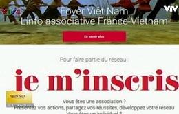 Khai trương cổng thông tin kết nối cộng đồng người Việt tại Pháp