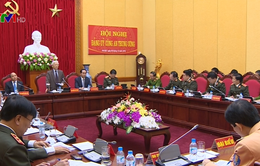 Đảng ủy Công an Trung ương tổng kết công tác năm 2016