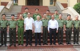 Tổng Bí thư tham gia Đảng ủy và Ban Thường vụ Đảng ủy Công an Trung ương