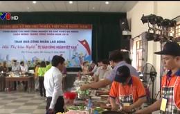 Đà Nẵng nâng cao đời sống người lao động ở các khu công nghiệp