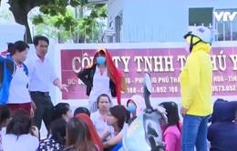 Phú Yên: Nhiều công nhân bị cho thôi việc vô cớ