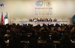 Các nước đang phát triển nhận hỗ trợ tại COP22