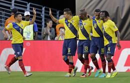 VIDEO Copa America 2016, Ecuador 4-0 Haiti: Ngày của Valencia