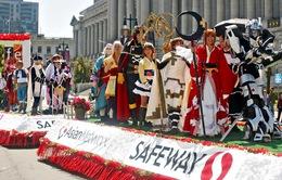Sôi động lễ hội văn hóa Nhật Bản 2016 tại San Francisco, Mỹ