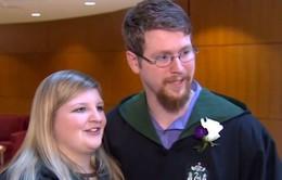 Mỹ: Đám cưới theo phong cách Harry Potter ở bệnh viện