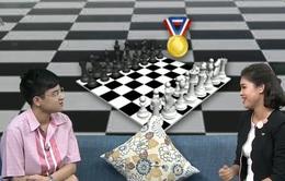 Gặp gỡ kỳ thủ 2 lần vô địch giải Cờ vua trẻ thế giới