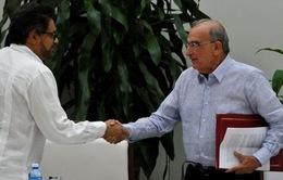 Chính phủ Colombia và FARC đạt thỏa thuận hòa bình mới