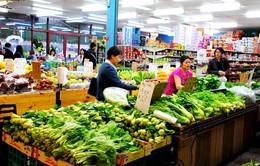 CPI tháng 11 tăng do giá thực phẩm tăng khá mạnh