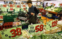 Chỉ số CPI của Nhật Bản có chuỗi giảm dài nhất 5 năm qua