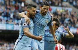 Man City có thiệt thòi khi mất Aguero?