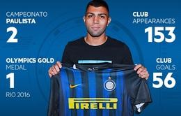 Inter Milan chính thức sở hữu nhà vô địch Olympic Rio 2016