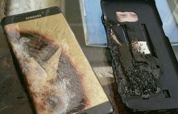 """""""Thủ phạm"""" phát nổ trên tay cậu bé 6 tuổi không phải Galaxy Note7"""