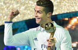 """Cristiano Ronaldo: """"2016 là năm tuyệt nhất của tôi"""""""