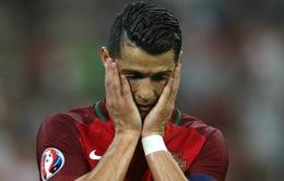 Đồng đội ở ĐT Bồ Đào Nha thất vọng với phong độ của Ronaldo