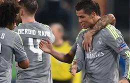 HLV Zidane hết lời ca ngợi C.Ronaldo