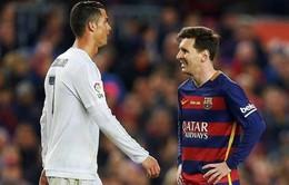 Ronaldo là cầu thủ xuất sắc còn Messi không phải con người