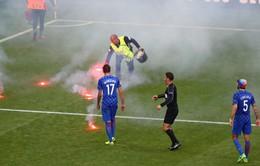 ĐT Croatia trước nguy cơ bị phạt nặng