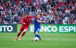 Thống kê đáng chú ý trước trận Croatia - Bồ Đào Nha