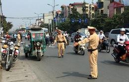 Công an được phép bắn vào phương tiện giao thông cơ giới