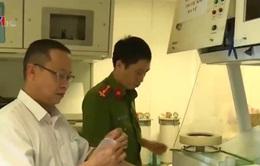 TP.HCM: Bắt vụ sản xuất băng đĩa lậu quy mô lớn