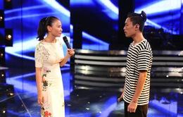 """Vietnam Idol: Thu Minh dọa """"chém đẹp"""" thí sinh nếu quên lời bài hát"""