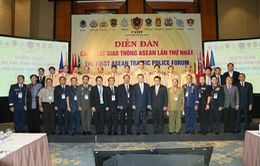 Lực lượng cảnh sát giao thông ASEAN chia sẻ kinh nghiệm đảm bảo an toàn giao thông