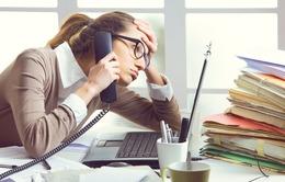 Thế giới có thể mất hơn 12 tỷ ngày công/năm do căng thẳng công việc