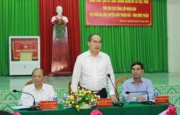 Cần chăm lo đời sống cho bà con dân tộc tỉnh Bình Thuận