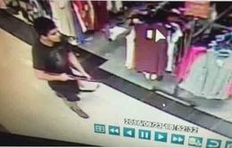 Công bố hình ảnh nghi phạm vụ xả súng tại trung tâm thương mại Mỹ