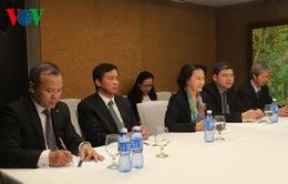 Việt Nam coi trọng quan hệ hợp tác chiến lược toàn diện với Nga