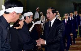 Cử hành trọng thể lễ tang nguyên Phó Thủ tướng Nguyễn Ngọc Trìu