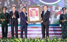 Chủ tịch nước dự lễ kỷ niệm 185 năm ngày thành lập tỉnh Lạng Sơn