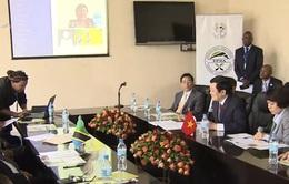 Chủ tịch nước thăm đặc khu kinh tế Benjamin, Tanzania