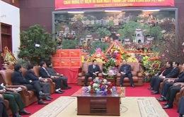 Chủ tịch nước thăm, chúc Tết tại tỉnh Hưng Yên và Hà Nam