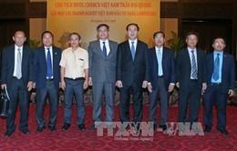 Chủ tịch nước gặp doanh nghiệp Việt Nam đầu tư sang Campuchia